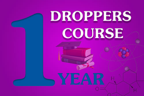 NEET Droppers and Repeaters Course For class 12